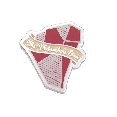 Harry Potter Pin Badge (Philosopher's Stone)