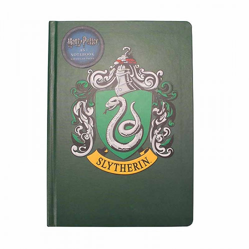 Harry Potter A5 Slytherin Notebook
