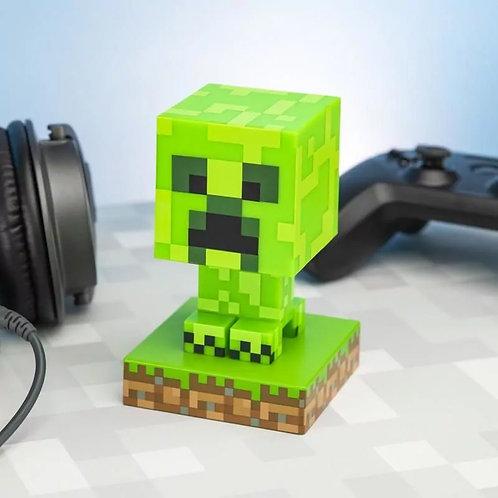 Minecraft Creeper Icon Light BDP