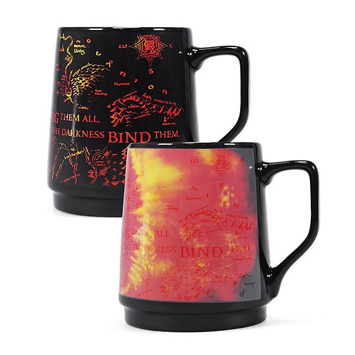 Lord of the Rings Heat Change Tankard