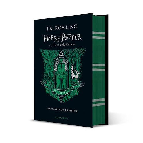 Harry Potter and the Deathly Hallows - Slytherin Edition Hardback