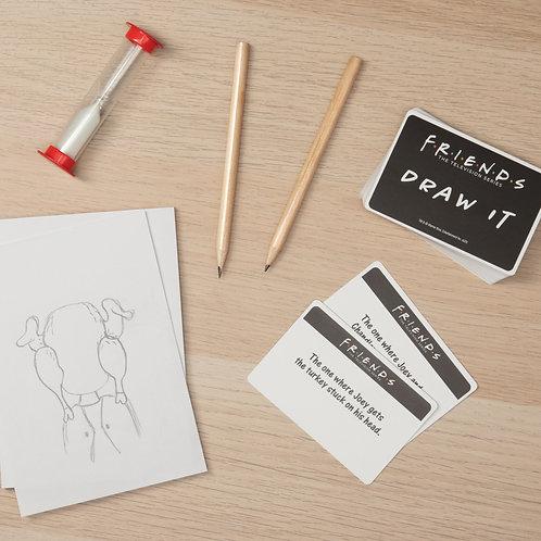 Friends Draw It