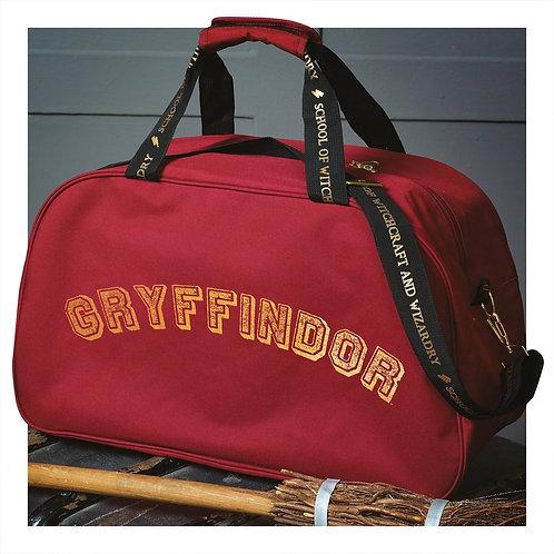 Harry Potter Gryffindor Kit Bag - Burgundy