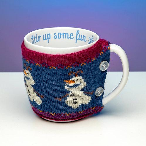 Disney Frozen Olaf Cosy Mug