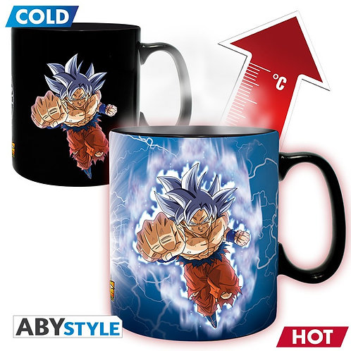Dragon Ball Super Heat Change Mug - Goku vs Jiren
