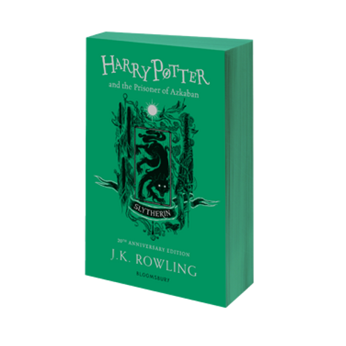 Harry Potter and the Prisoner of Azkaban - Slytherin Edition Paperback