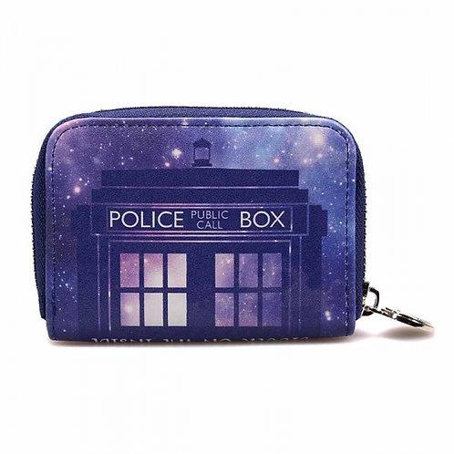 Doctor Who Coin Purse (Galaxy)