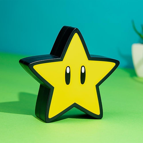 Mario Super Star Light With Sound