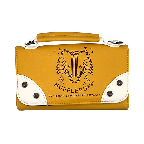 Harry Potter Hufflepuff Clutch Bag and Purse