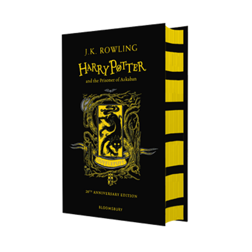 Harry Potter and the Prisoner of Azkaban - Hufflepuff Edition Hardback