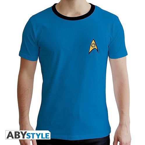 Star Trek Unisex Crew Tshirt