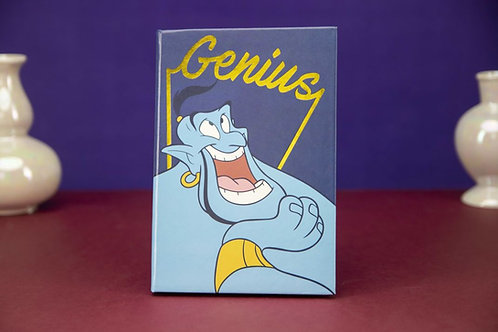 Disney Aladdin Genie Notebook