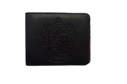 Harry Potter Embossed Gryffindor Wallet