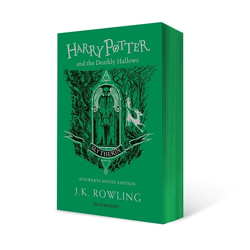 Harry Potter and the Deathly Hallows - Slytherin Edition Paperback