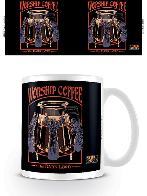 Steven Rhodes (Worship Coffee) Mug