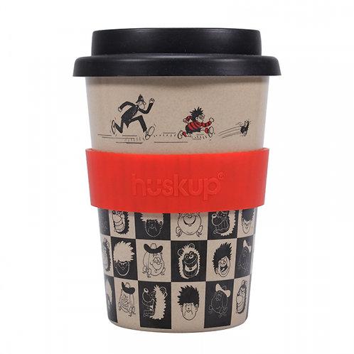 Beano Travel Mug Huskup (Beano Pattern)
