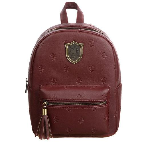 Harry Potter Gryffindor PU Mini Backpack