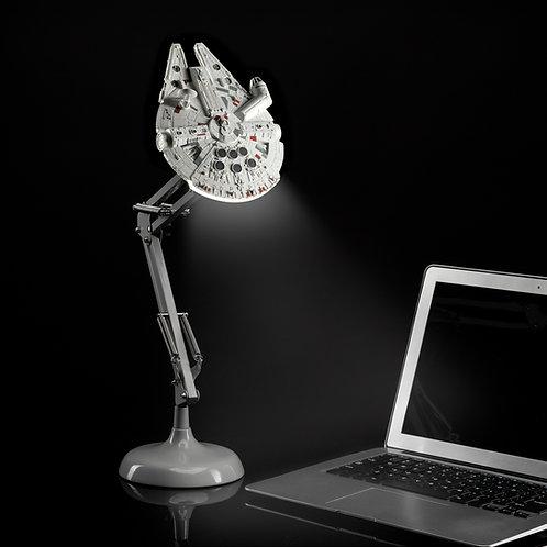 Star Wars Millennium Falcon Posable Desk Lamp