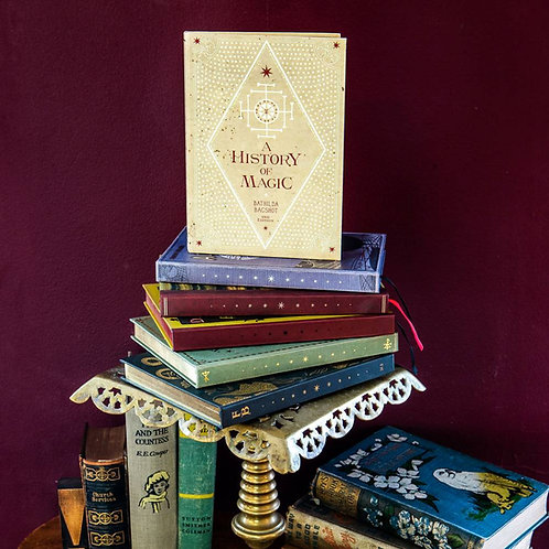 Harry Potter A History of Magic Journal