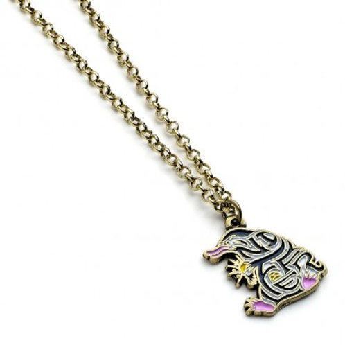Fantastic Beasts Enamelled Niffler Necklace