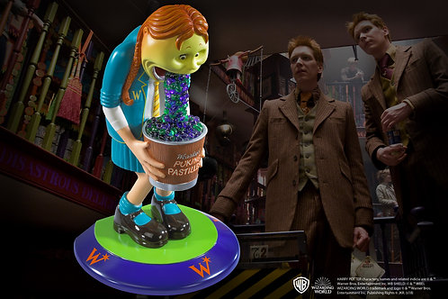 Weasley Bookend - Puking Pastilles