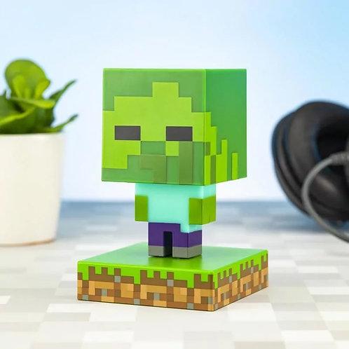Minecraft Zombie Icon Light BDP