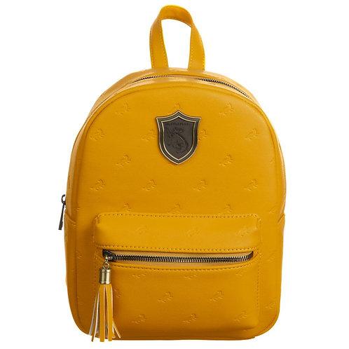 Harry Potter Hufflepuff PU Mini Backpack