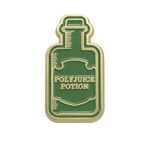 Harry Potter Pin Badge (Polyjuice Potion)