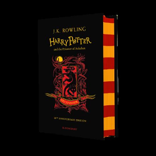 Harry Potter and the Prisoner of Azkaban - Gryffindor Edition Hardback
