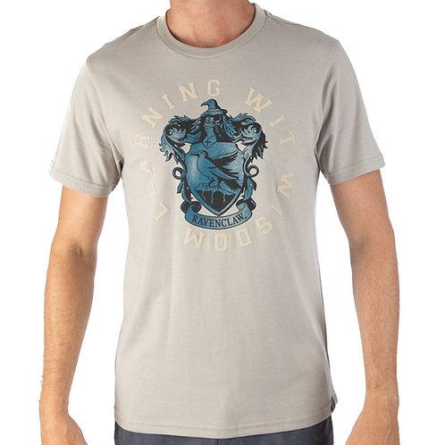 Harry Potter Ravenclaw House Crest Unisex Tshirt
