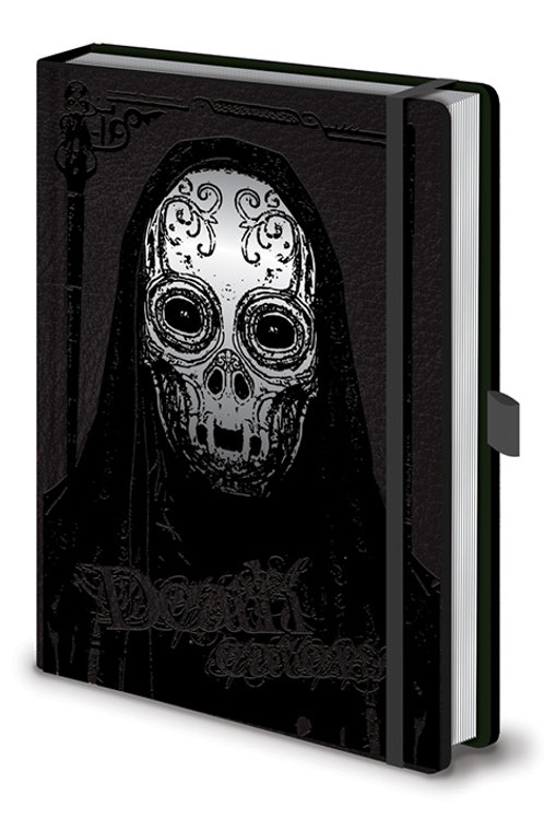 Harry Potter Premium Notebook (Death Eater)