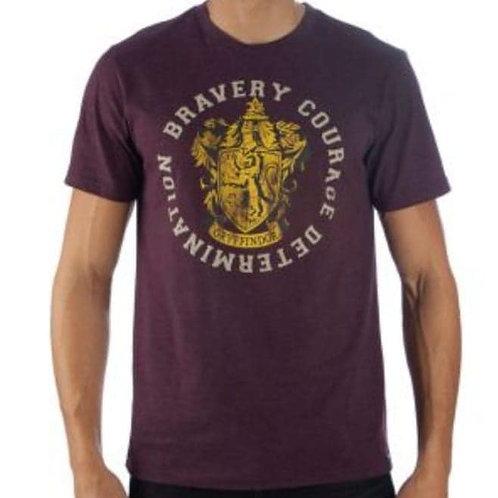 Harry Potter Gryffindor House Crest Unisex Tshirt
