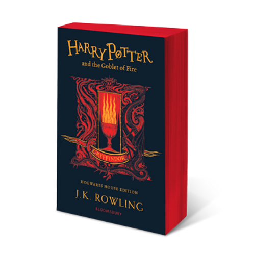 Harry Potter and the Goblet of Fire - Gryffindor Edition Paperback