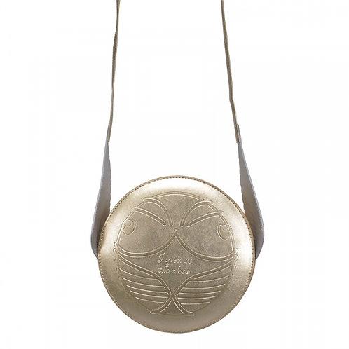 Harry Potter Cross Body Bag - Golden Snitch