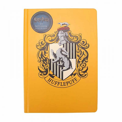 Harry Potter A5 Hufflepuff Notebook