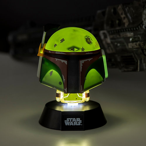 Star Wars Boba Fett Icon Light