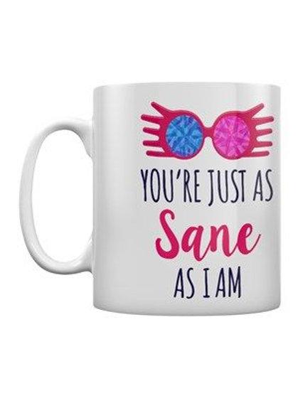 Harry Potter (Luna Lovegood Just as Sane) Mug