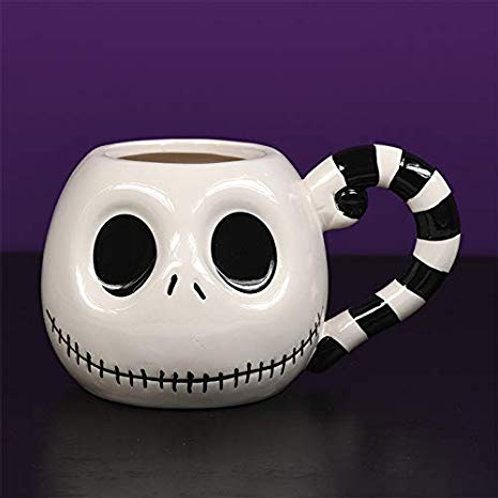The Nightmare Before Christmas Jack 3D Mug