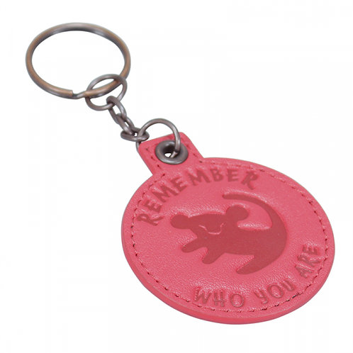 Disney The Lion King Keyring - Remember Who You Are