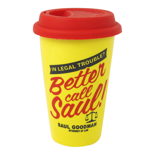 Better Call Saul Travel Mug | Let's Make Something Beautiful | Wedding Stationery Skipton Yorkshire