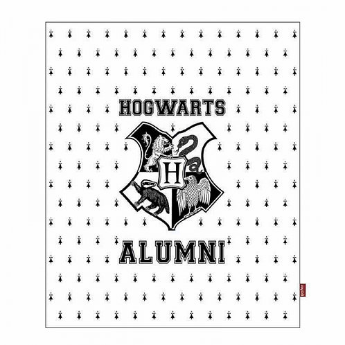Harry Potter Throw Hogwarts Alumni