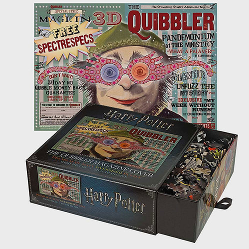Harry Potter The Quibbler Jigsaw Puzzle