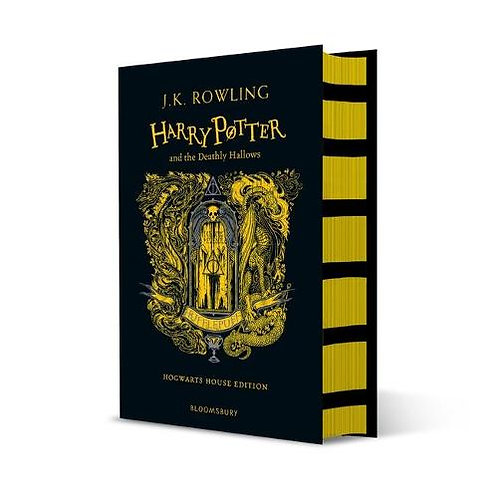 Harry Potter and the Deathly Hallows - Hufflepuff Edition Hardback