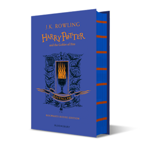 Harry Potter and the Goblet of Fire - Ravenclaw Edition Hardback