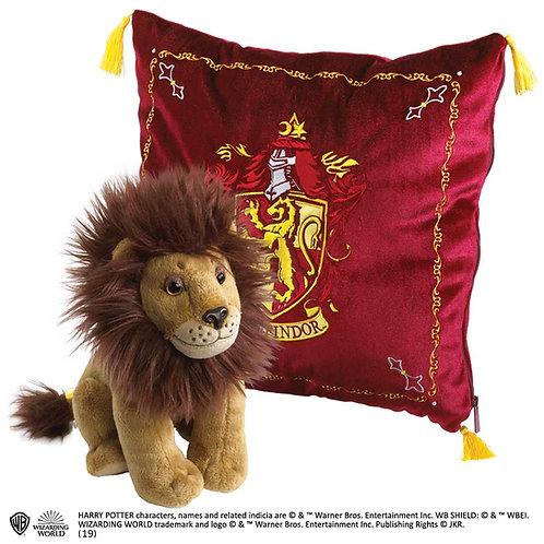 Harry Potter Plush Gryffindor House Mascot & Cushion