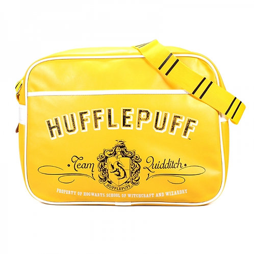 Harry Potter Hufflepuff Retro Satchel Bag