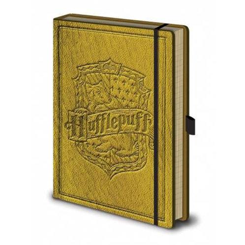 Harry Potter A5 Hufflepuff Premium Notebook