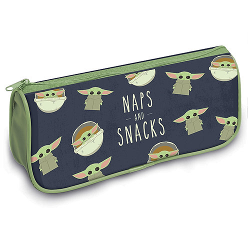 The Mandalorian (Naps and Snacks) Pencil Case