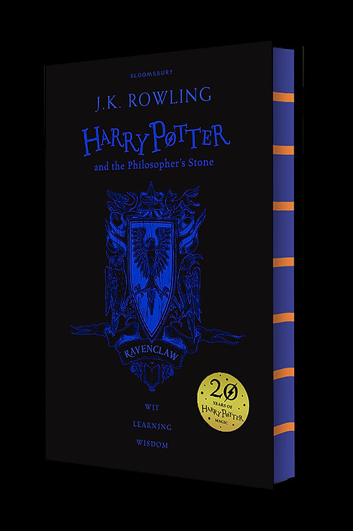 Harry Potter and the Philosopher's Stone - Ravenlaw Edition Hardback