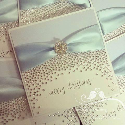 Let's Make Something Beautiful Skipton Yorkshire Christmas Greeting Card